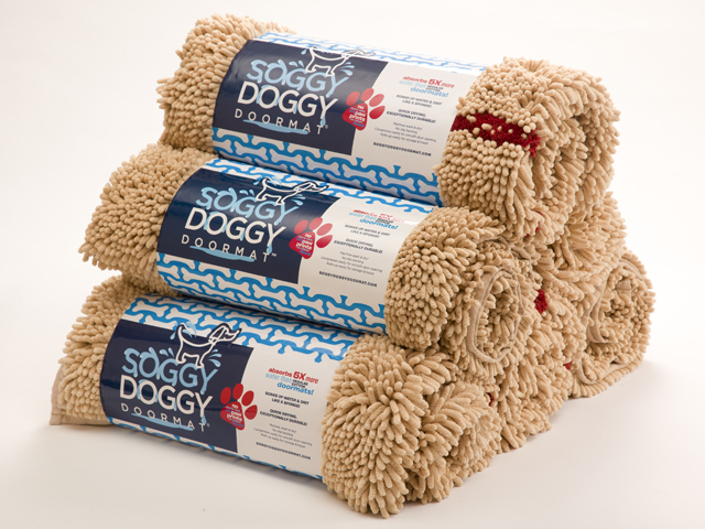 Soggy Doggy tæppe, beige