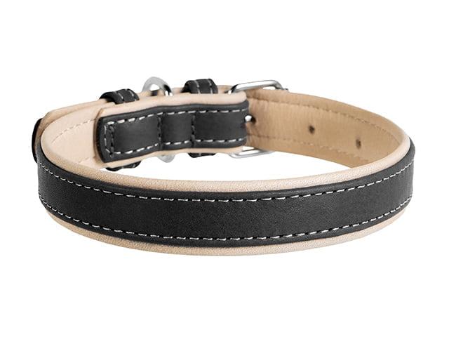 Waudog Soft collar, black