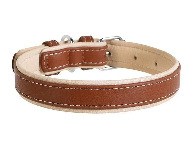 Waudog Soft collar, brown