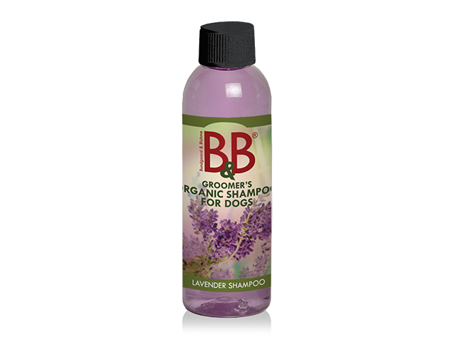 B&B økologisk shampoo med lavendel