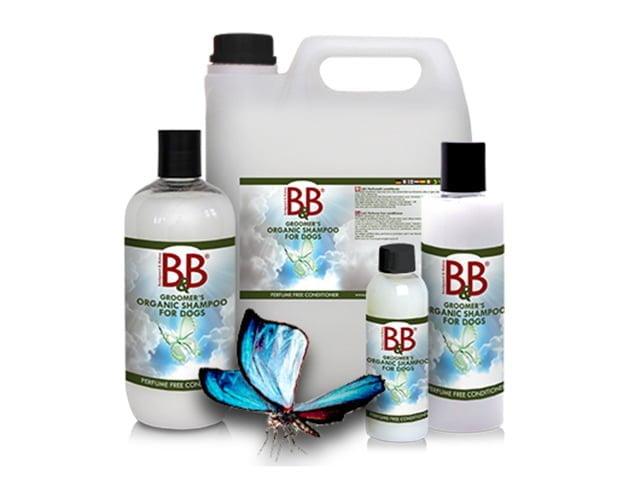 B&B økologisk conditioner parfumefri