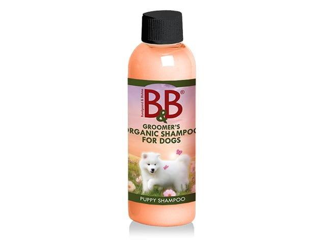 B&B økologisk puppy shampoo