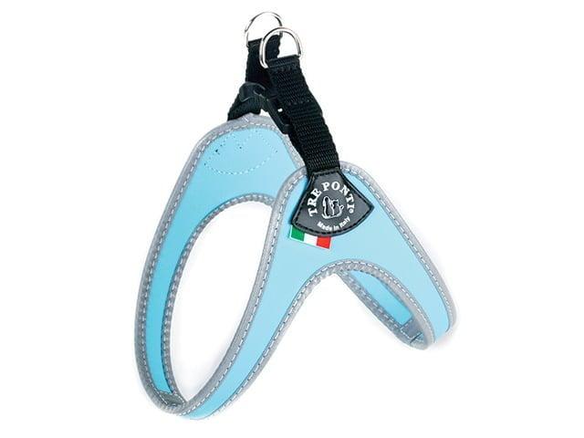 THREE PONTI Mini Harness, light blue
