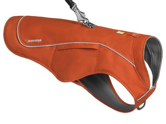 Ruffwear Overcoat Fuse Jacket, Canyonlands Orange