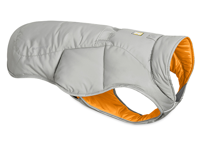 Ruffwear Quinzee Jacket, Gray
