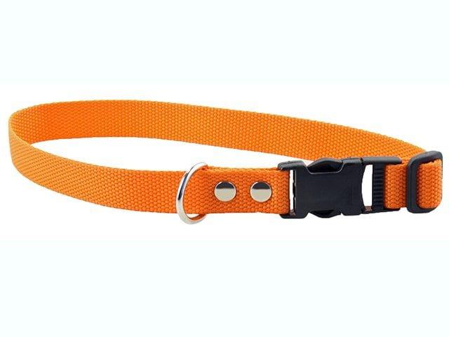 Fenriz necklace, nylon, orange