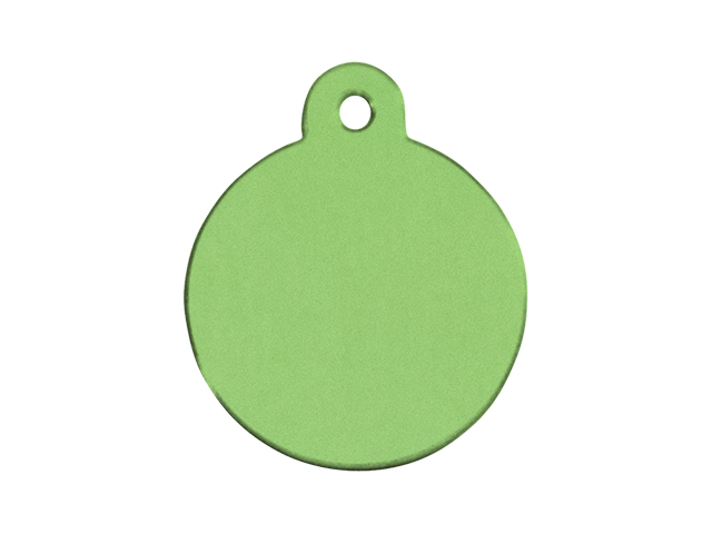 iMARC Circle Lime Green