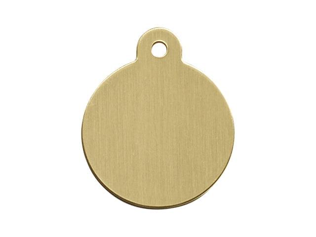 iMARC circle brass