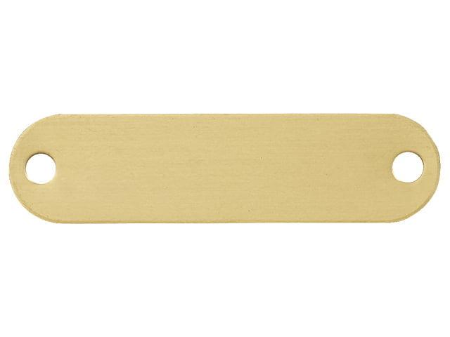 iMARC Collar Brass