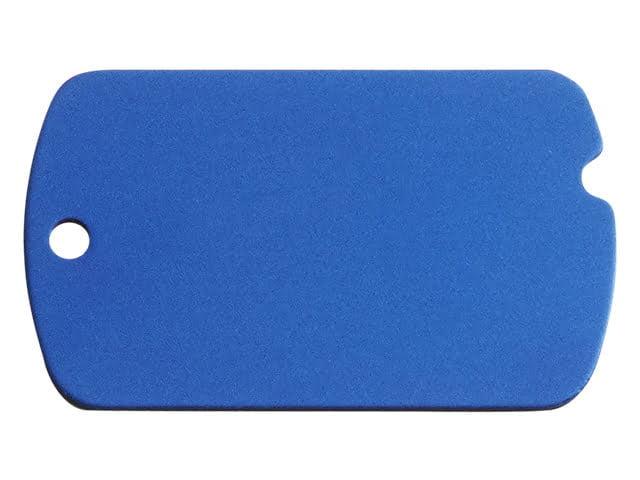 iMARC Military ID Blue