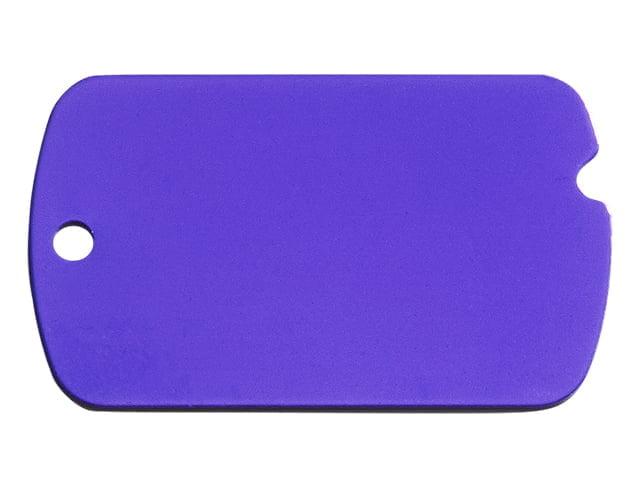 iMARC Military ID Purple