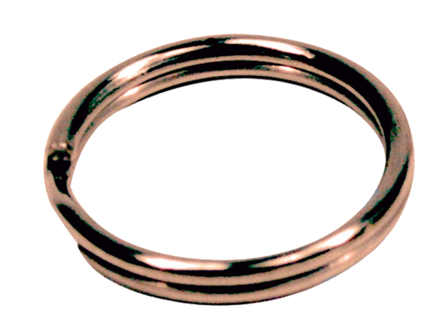 iMARC ring for signs, brass