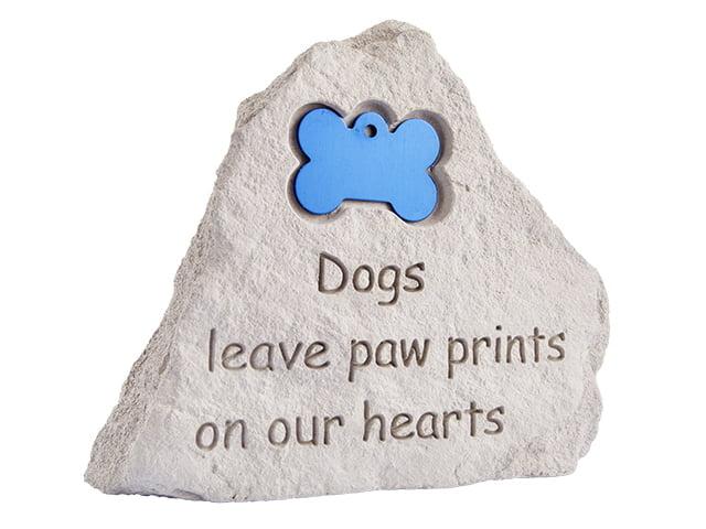iMARC Memorial Stone Dog Bone