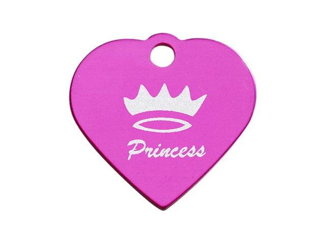 iMARC hjerte princess, pink