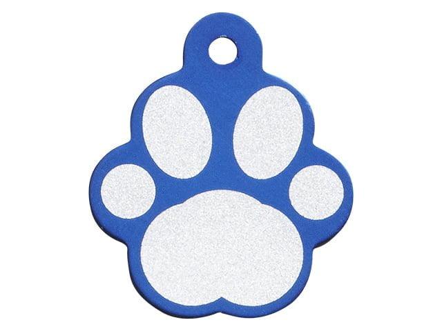 iMARC Large Blue Paw