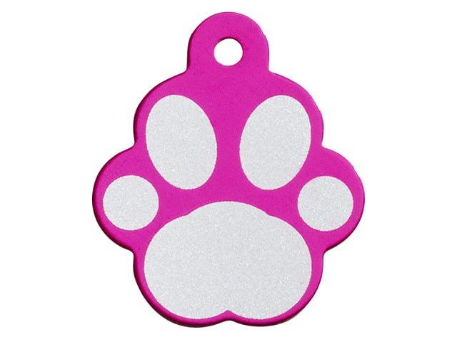 iMARC Large Pink Paw