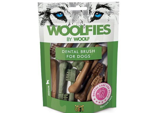 Woolfies Dental Brush Small, 200g