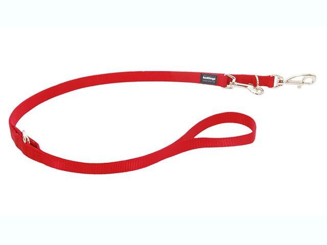 Red Dingo dressurline, classic rød