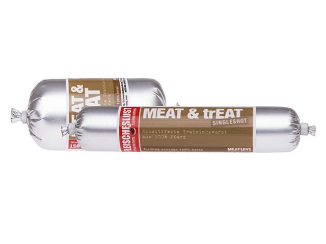 Meat & trEAT horse, 200g