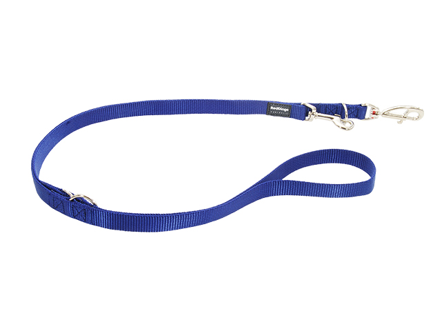Red Dingo dressage line, classic blue