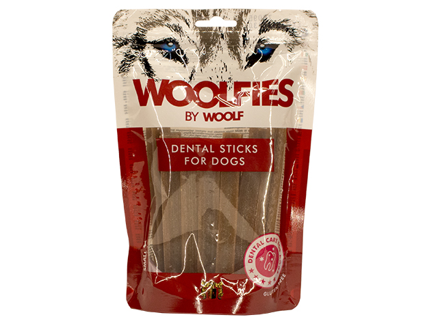 Woolfies Dental Sticks 200g