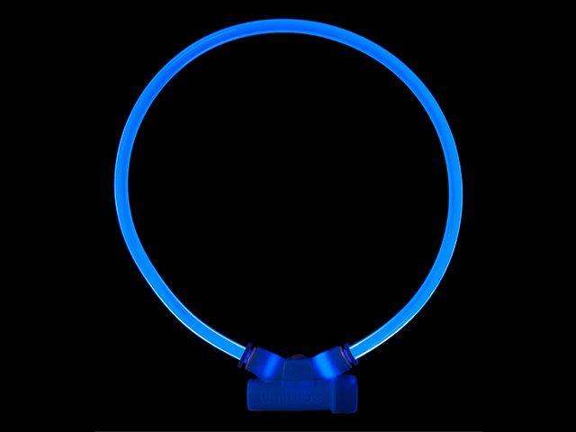 Red Dingo Lumitube, blue