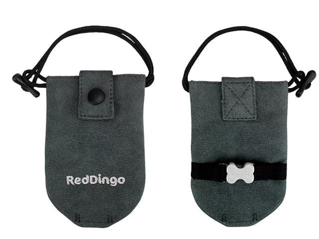 Red Dingo taske til høm høm poser, grå