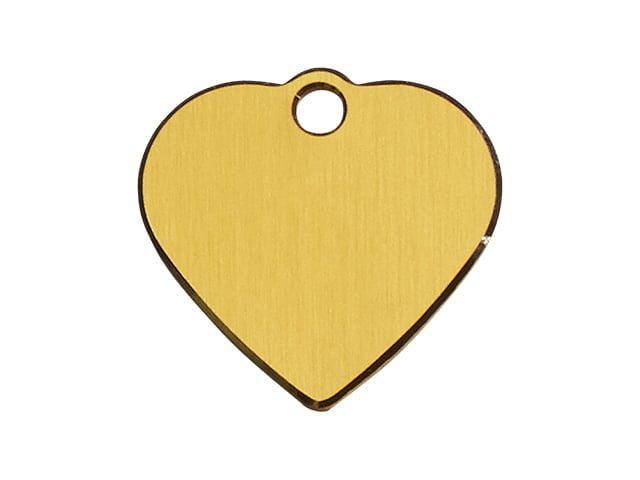 iMARC Hjerte Hi-Line guld
