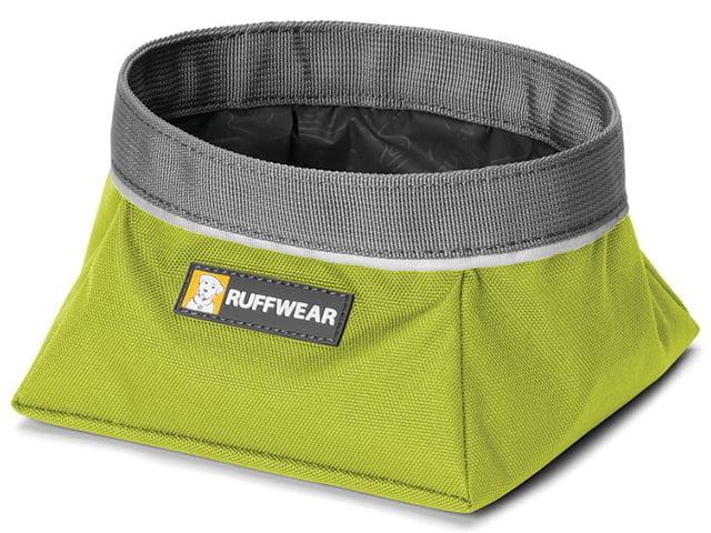 Ruffwear Quencher bowl, S, green (ed. Color)