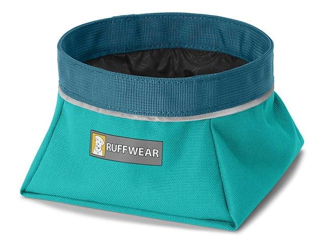 Ruffwear Quencher bowl, green