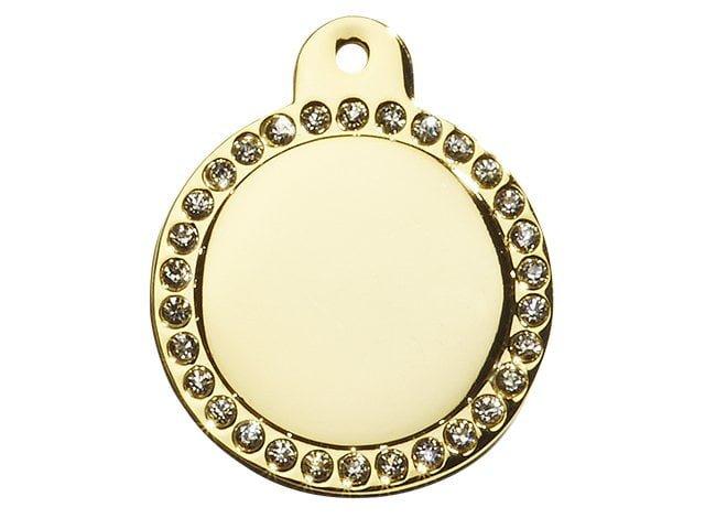 iMARC circle glamor, gold