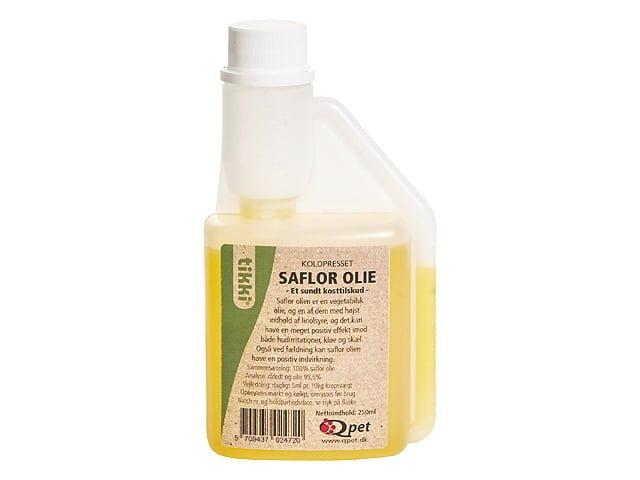 Tikki Saflor olie, 250ml
