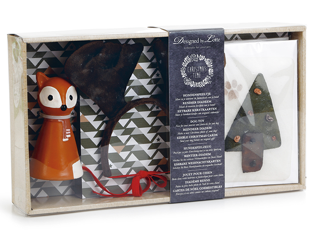 DBL gift box for dog