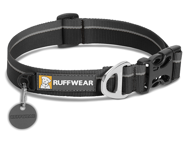 Ruffwear Hoopie collar, black