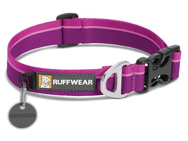 Ruffwear Hoopie necklace, purple