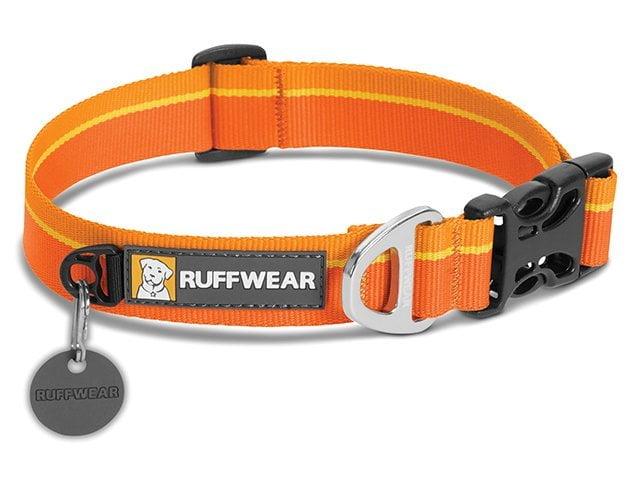 Ruffwear Hoopie necklace, orange