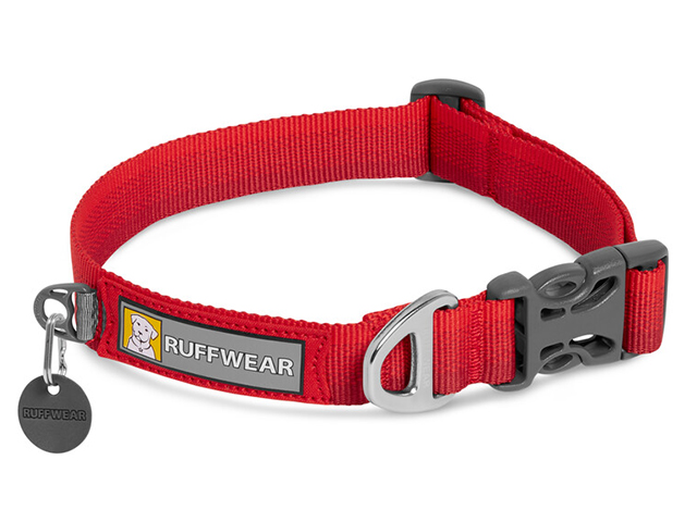 Ruffwear Front Range Halsbånd, Rød