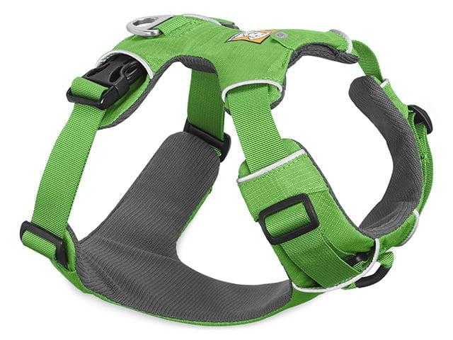 Ruffwear Front Range sele, grøn (udg. farve)