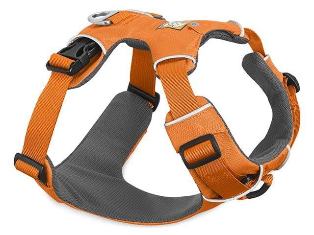Ruffwear Front Range sele, orange (udg. farve)