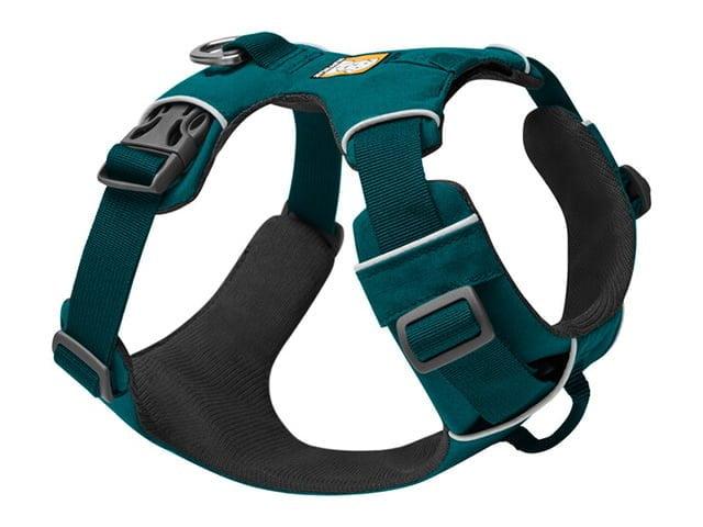 Ruffwear Front Range Sele, Grøn