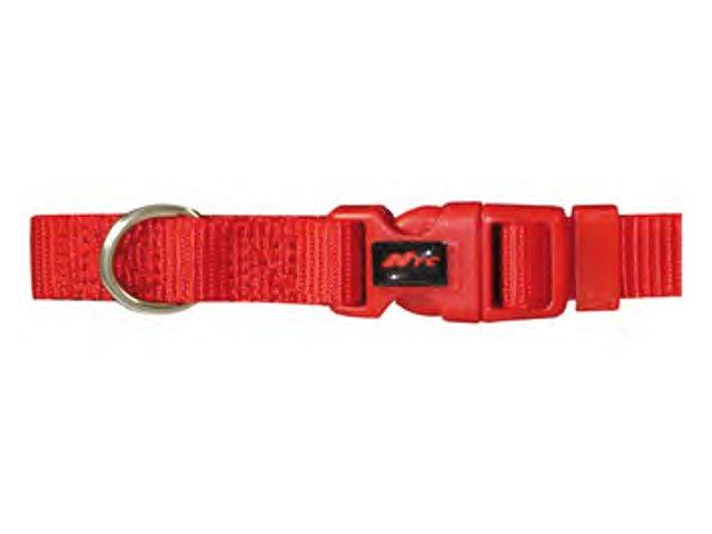 NYC Basic halsbånd, rød