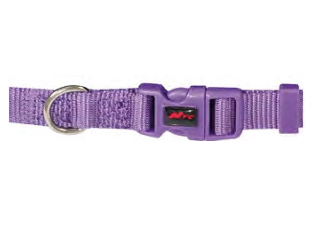 NYC Basic necklace, purple