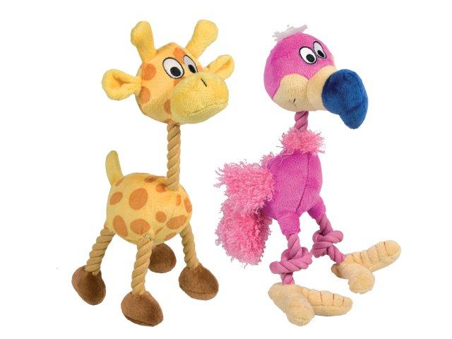 NYC Plys giraf & grib, 26cm