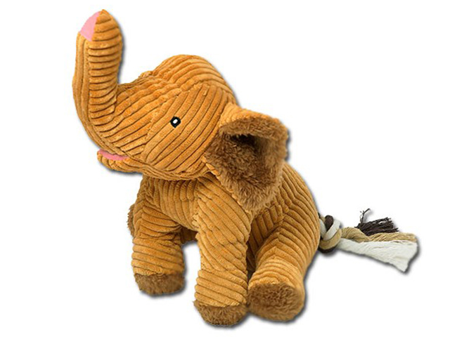NYC Happy elephant, plush, 25cm