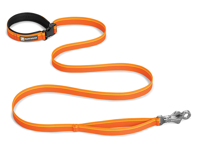Ruffwear Flat-Out førerline, orange