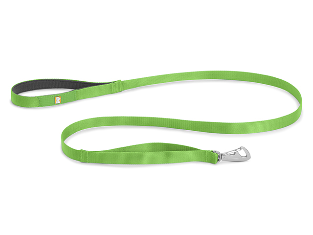 Ruffwear Front Range førerline, grøn (udg. farve)