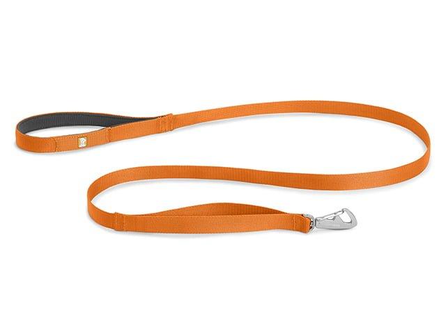 Ruffwear Front Range førerline, orange (udg. farve)
