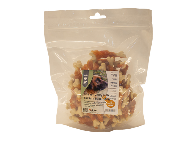 Chicken Jerkey Bone, 500g