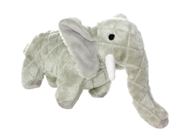 Mighty Safari Elefant, 35cm