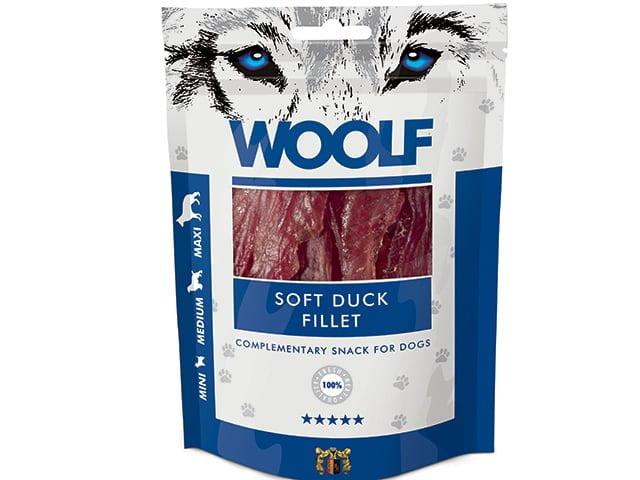 Woolf Duck Fillet 100g